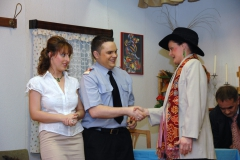 Günther Kurta, Kornelia Kurta, Eveline Schneider