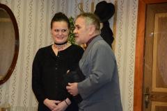 Ernst Graf, Eveline Schneider