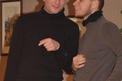 Stefan Kahrer, Lukas Bussek